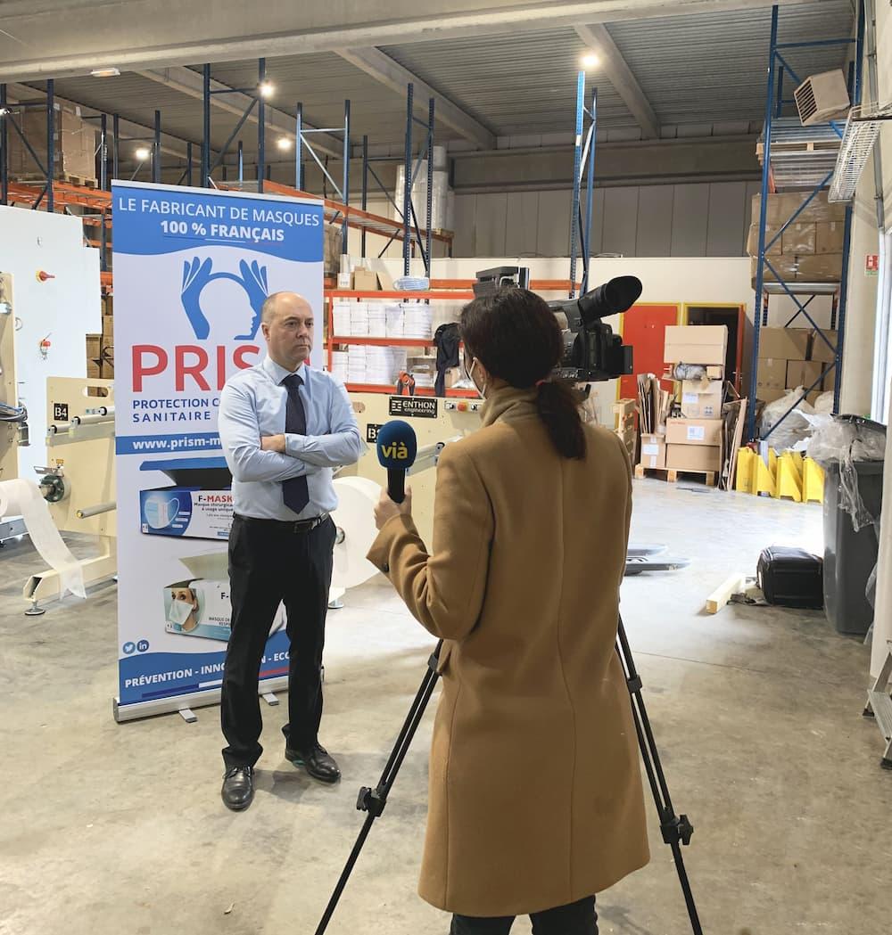 Interview PRISM